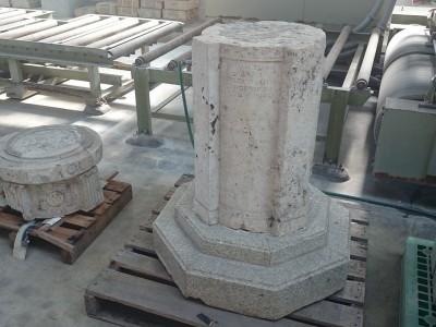【加工事例】大理石の修復