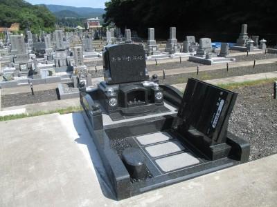 【施工事例】お墓の建立
