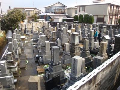 【施工事例】墓地改修工事