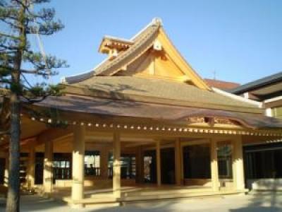 【施工事例】神明神社 神楽殿