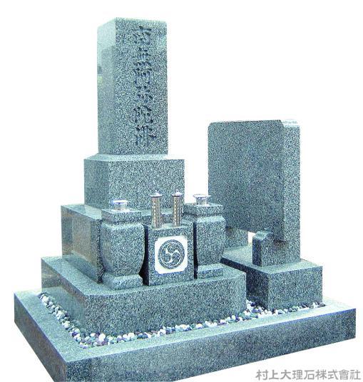 西墓地などの小さい区画例