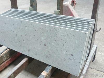 【加工】笏谷石の石板製作