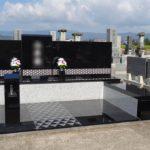 新デザイン墓石